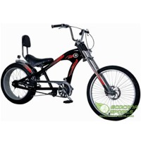 Chopper Harley Bicycle